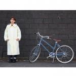 レインコート 自転車でも濡れないレディースのオススメをご紹介!